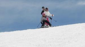 Skiing at Canyons Utah Great Family Mountain