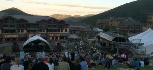 Canyons Summer Concert Series