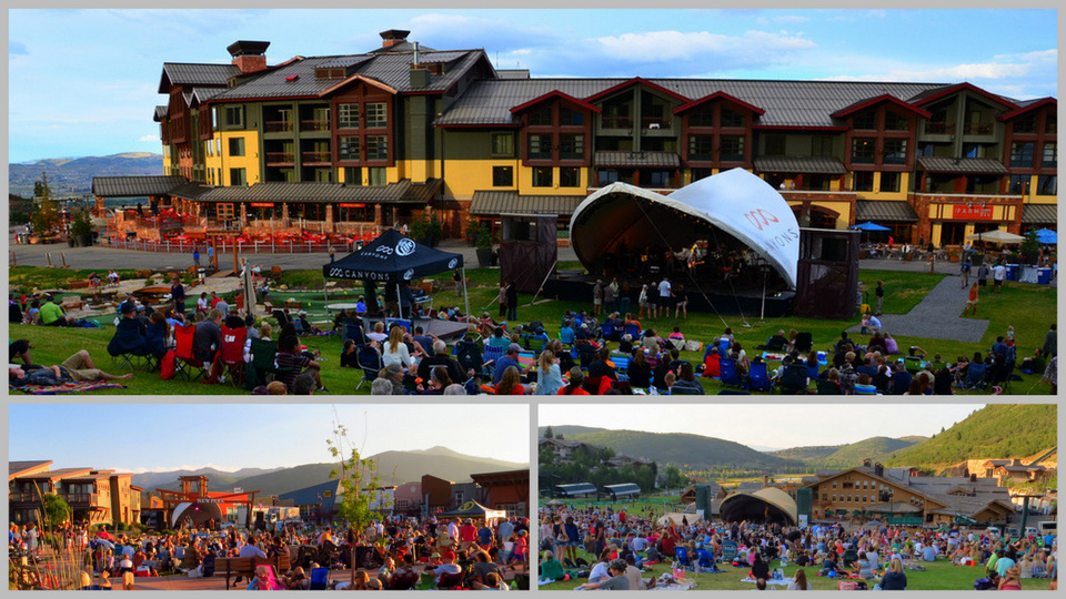 Park City Free Summer Concerts