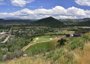 Canyons Golf Course Hole #10