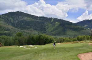Canyons Golf Course Hole #11
