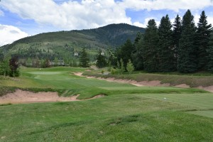 Canyons Golf Course Hole #12