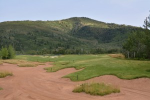 Canyons Golf Course Hole #13