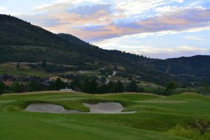 Canyons Golf Course Hole #15