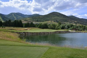 Canyons Golf Course Hole #16
