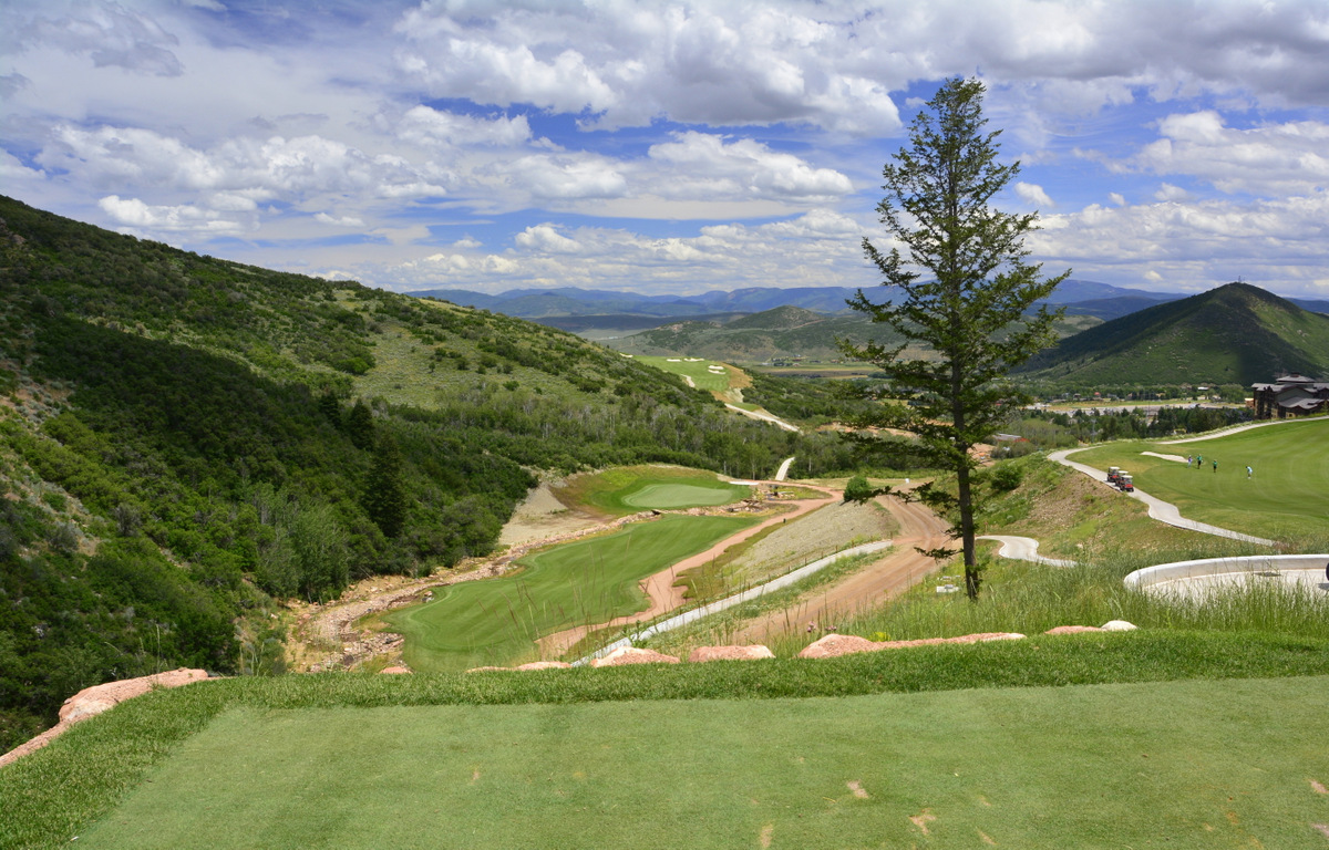 Canyons Golf Course in Park City: a Hole-by-Hole Tour